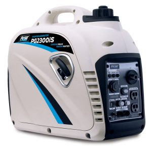 Pulsar gas powered generator