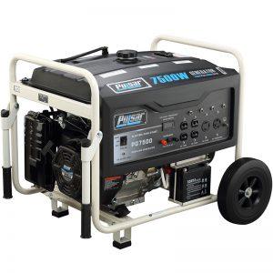 Pulsar portable generator