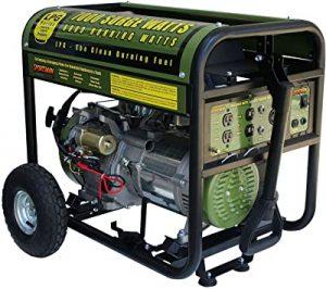 Sportsman propane portable generator