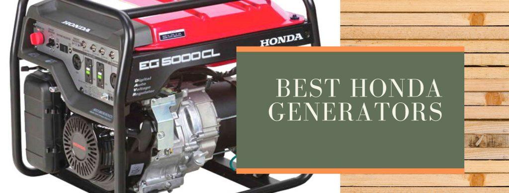 top-rated advanced technology Honda Generators
