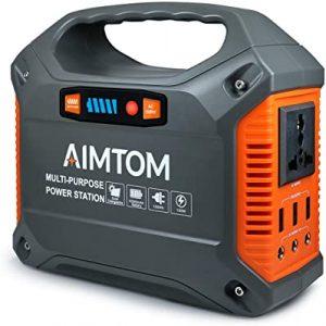 AimTom Solar Generator