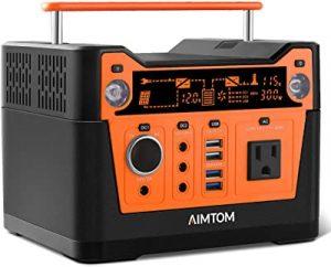 AIMTOM portable generator