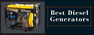 Top-rated portable diesel generators