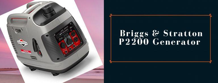 Briggs & Stratton portable power station