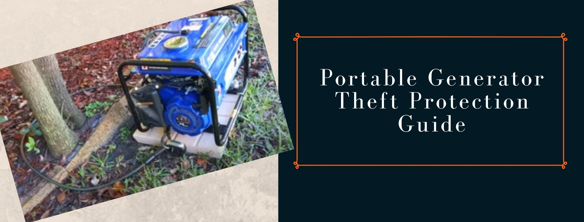 Tips to Make your Portable Generator safe and secure
