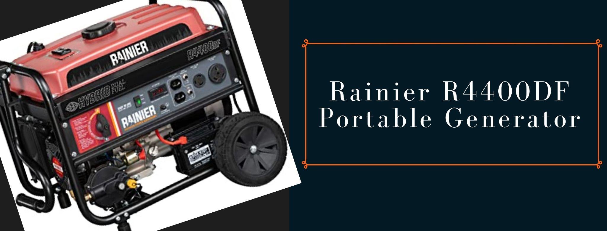 Rainier lightweight powerstation