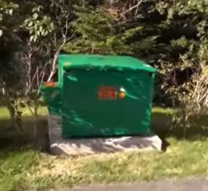 Boxing for portable generator