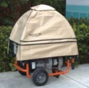 Portable Generator tenting