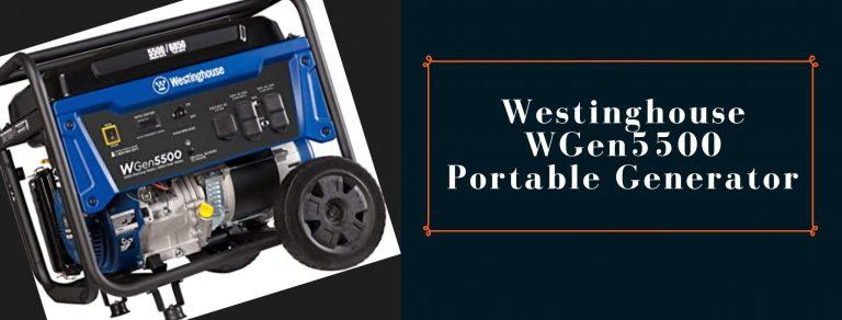Westinghouse WGen5500 power station