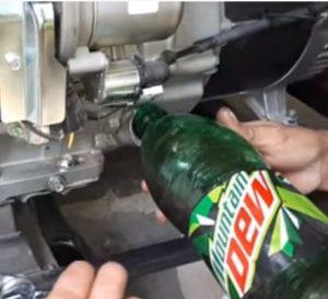 Change Generator's oil