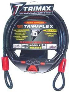 Trimax cable for generator