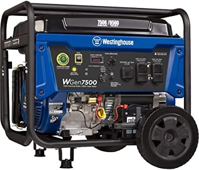 Westinghouse WGen7500 inverter power station
