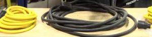 Generator power cord