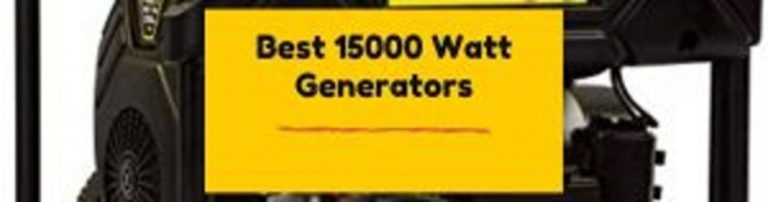 top rated power station with 15000 watt output