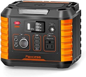paxcess lightweight generator