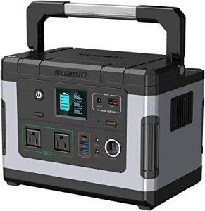 Suaoki G500 lightweight generator