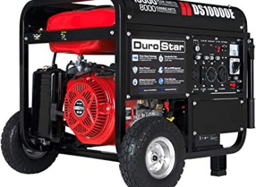 DuroStar DS10000E power station for RVs and outdoor activities